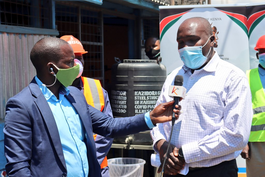KYEOP set for resumption as 3,000 Nakuru youth apply for Phase 5