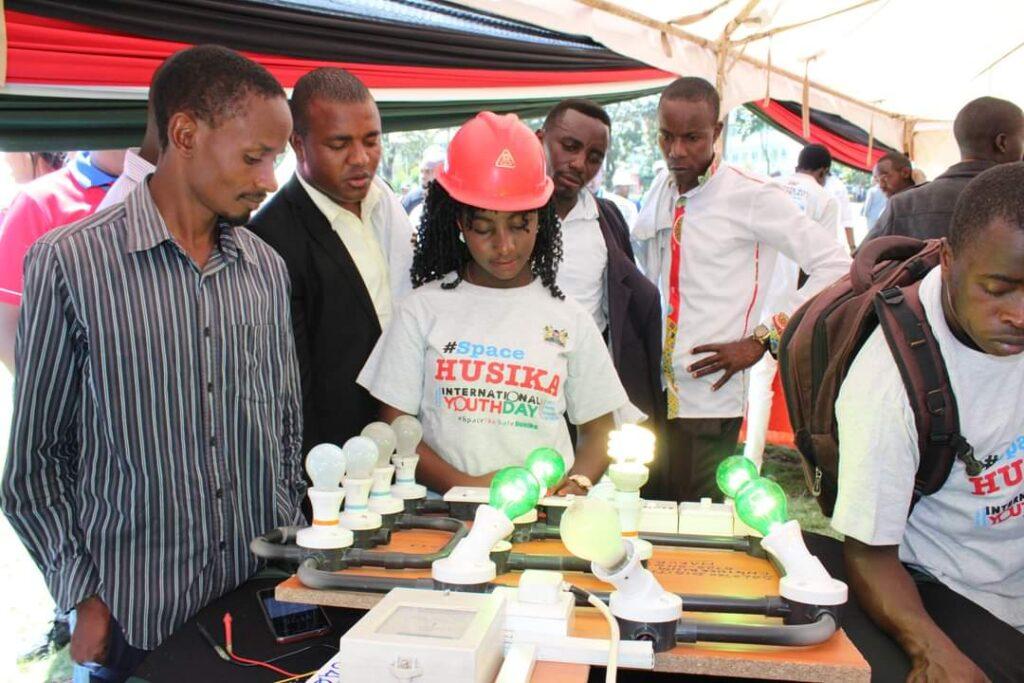 Youth Empowerment Through Skills Training