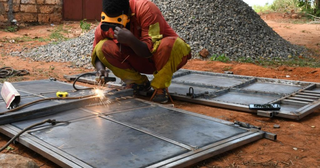 24-Year-Old Woman Thrives In Welding, Thanks To KYEOP